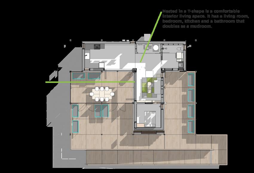 GRoW Home's Floor Plan